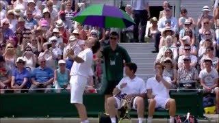 ついクスッとしちゃう面白テニスプレイまとめ funny tennis