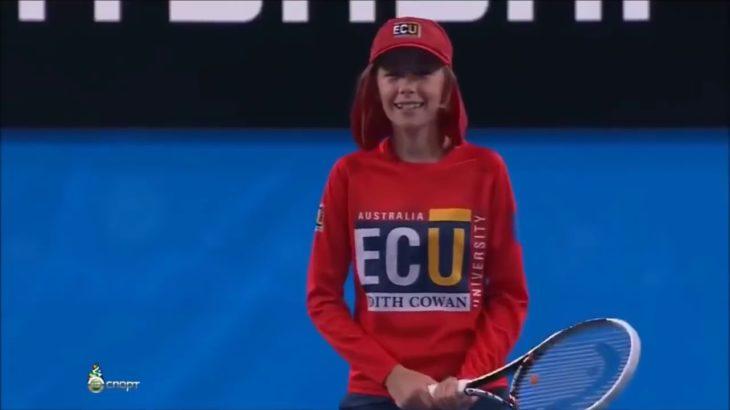 【テニス】え!?どうした!?ジョコビッチってこんな面白かった!?【衝撃】Collection of funny video of Djokovic【tennis】