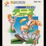 コナミックテニス プレイ動画 / Konamic Tennis (FDS) Playthrough