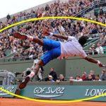 【テニス】アメージング!!世界のトリックショット集!!【衝撃】trick shots【tennis】