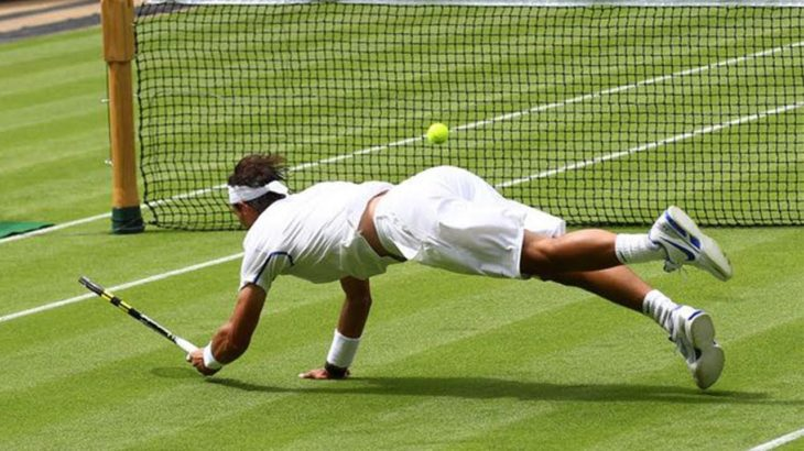 Rafael Nadal – 20 Shots That Will Make You Say WOW! | Inhuman Reflexes