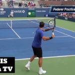 Federer Practice US OPEN TENNIS 2019 HD/フェデラー 練習