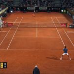 Djokovic (ジョコビッチ) VS Thiem Rome