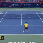 Nadal (ナダル) VS Coric