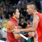 【テニス】錦織圭 VS ニック・キリオス マイアミOP 2016 Semi Final