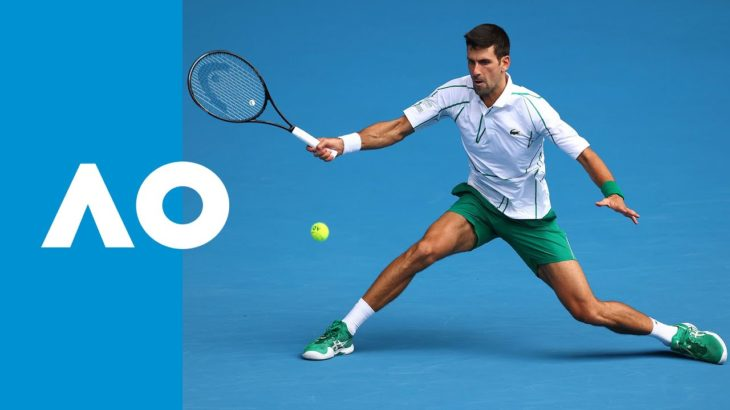 Novak Djokovic vs Tatsuma Ito – Match Highlights (2R) | Australian Open 2020