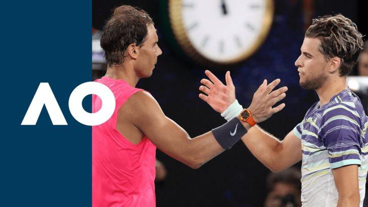 Rafael Nadal vs Dominic Thiem – Extended Highlights (QF) | Australian Open 2020
