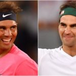 Roger Federer defeats Rafael Nadal in South Africa exhibition   2020 Tennis Highlights