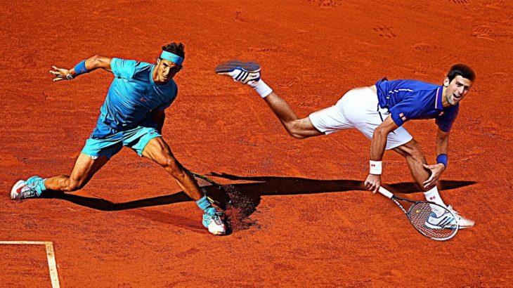 【テニス】こいつら無敵か!?ナダル、フェデラー、ジョコビッチ、マレーらBIG4のパッシングが恐ろしすぎる!!【衝撃】federer,nadal,djokovic,murray【tennis】