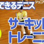 【家でできるテニス】Part2サーキットトレーニング
