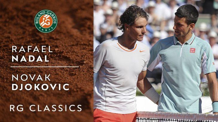 RG Classics – Rafael Nadal vs Novak Djokovic – 2013 | Roland-Garros