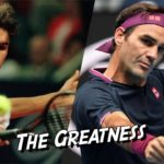 Roger Federer | The Greatness – Tribute ᴴᴰ