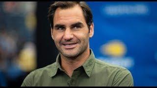 Roger Federer hizo un desafío viral para sus seguidores y se prendió Novak Djokovic