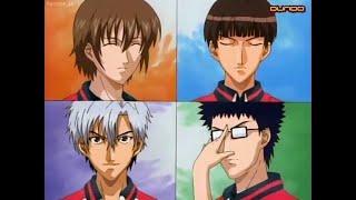 テニスの王子様 ベストマッチ #33 | The Prince of Tennis [Best Match] | Dundo Anime Full HD
