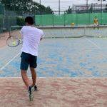 [5/27] テニス練習|Tennis Practice