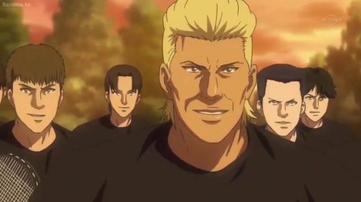 新テニスの王子様 面白い瞬間 #7  Start from Zero, Sanada vs Choutarou  The Prince of Tennis II Episode 7
