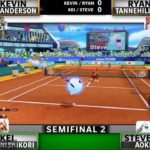 錦織圭はマリオテニスもうまかった【マリオテニスACEダブルスオンライントーナメント準決勝】