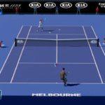 AO Tennis 2/AO テニス 2 声無し テニスゲームおもしろい!