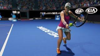 AO Tennis 2/AO テニス 2 声無し 初テニスゲーム!