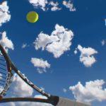 テニス部お家練習 「DREAM MATCH TENNIS VR」1回戦