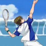 手塚 国光 津波キック – Kunimitsu Tezuka tsunami kick –   テニスの王子様 全国大会篇 Semifinal Prince of TennisOVASemifinal
