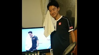 Roger Federer Wall Challenge (フェデラーチャレンジ)