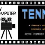 ファミコンゆっくり解説実況コレクション #10.TENNIS テニス