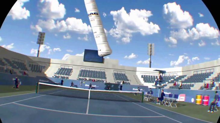【ドリームマッチテニスVR】#31 オンライン対戦をしてみた【Dream Match Tennis VR】