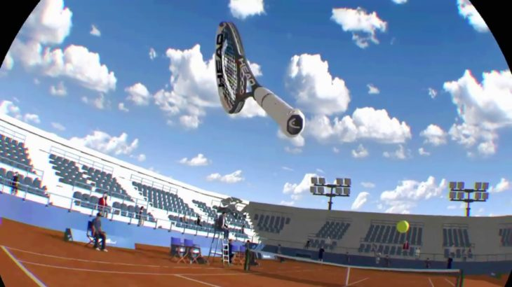 【ドリームマッチテニスVR】#32 オンライン対戦をしてみた【Dream Match Tennis VR】
