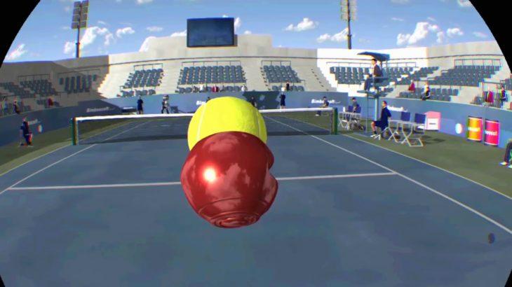 【ドリームマッチテニスVR】#33 オンライン対戦をしてみた【Dream Match Tennis VR】