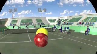 【ドリームマッチテニスVR】#34 オンライン対戦をしてみた【Dream Match Tennis VR】