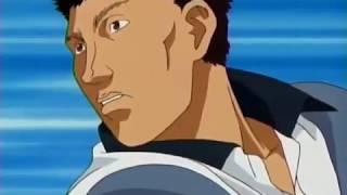 テニスの王子様 – 両手波動球