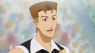 テニスの王子様 – ショットガンボレー, ブルロープサーバー [ビリー・キャシディ]