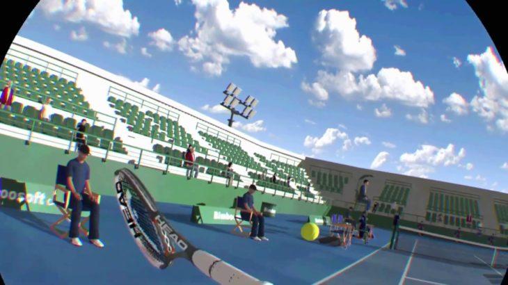 【ドリームマッチテニス】#34 VS PEGASUS MAN in ドバイ 最高難易度でワールドツアー1位を目指す!【Dream Match Tennis VR】