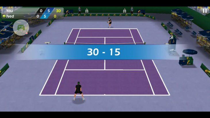 フリックテニス 3D – Tennis