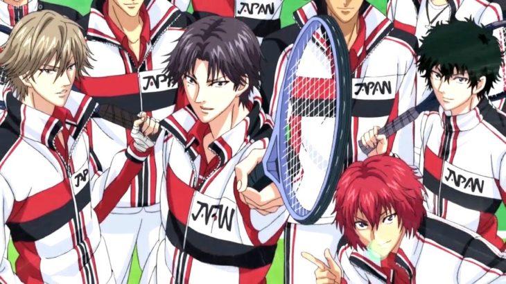 新テニスの王子様 #72 | The Prince of Tennis II OVA vs Genius10 [Best Match] | Dundo Anime Full HD
