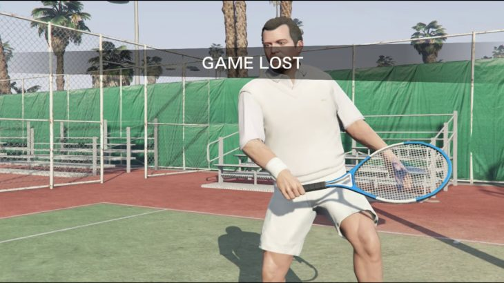 [GTA5]  #3 おふざけテニス(Tennis) [Grand Theft Auto V]