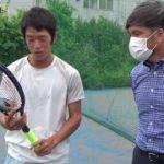 特別試打レポート テニスラケット HEAD 謎の黒ラケット