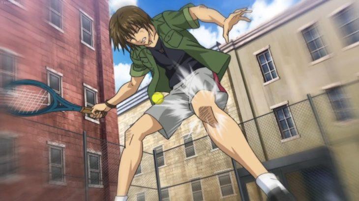 新テニスの王子様 II 手塚 国光 VS 芥川 慈郎  – Kunimitsu Tezuka VS Jirou Akutagawa [ The Prince of Tennis  2020 ]