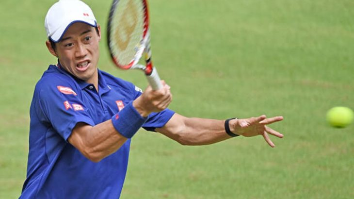 Kei Nishikori Best Match| Kei Nishikori vs Monfils Gary Weber 2014 Highlights – 錦織圭ベスト