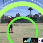 Tennis Private Lesson 2020.6.19. 9yo10m. 9歳10ヶ月、テニスプライベートレッスン