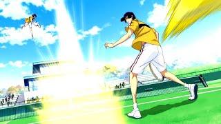 新テニスの王子様    The Prince of Tennis II Best Matches Part 4 Full HD