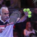 【テニス】伝説の「魔術師ofテニス」マンスール・バーラミも技術が凄すぎる事が分かる!【面白い】mansour bahrami