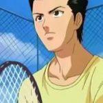 テニスの王子様 – 越前 リョーマ 「ツイスト。。。サーブ?」