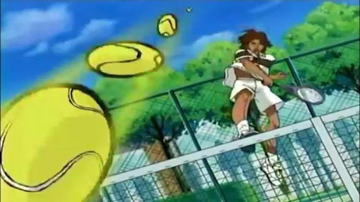 テニスの王子様 シーズン 1 部 19 龍馬の顔をしたテニスボール ll The Prince of Tennis Season 1 Part 19 Ryoma's Face
