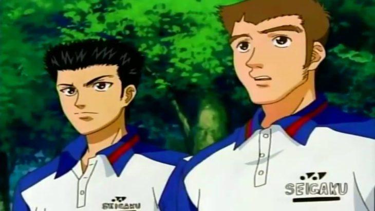 テニスの王子様 #108 Prince of Tennis