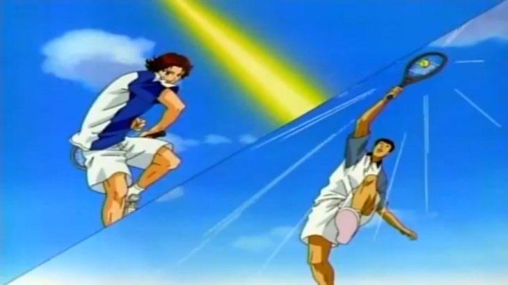 テニスの王子様 #110 Inui Sadaharu VS Hiyoshi Wakashi   The Prince of Tennis 2020