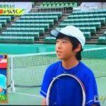ジュニアテニス】2019ジュニアテニス全国大会3大会連続決勝戦に進出した(全国選抜ジュニア・全国小学生テニス選手権・全日本ジュニア)選手が日々行っている練習動画です。