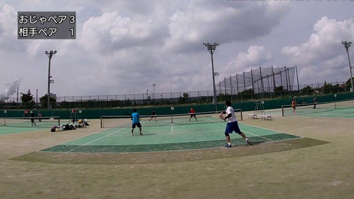 【おじゃテニス】フクダ電子ヒルス6ゲーム先取(5-5ライブドア