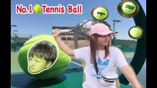 役に立たないテニスボール No.1決定戦【使えるボールはコレ!!】